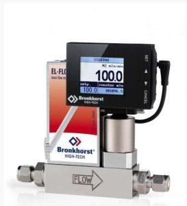 Hmotnostní průtokoměr El-Flow Select s displejem Bright