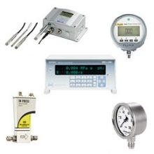 Měření a regulace tlaku