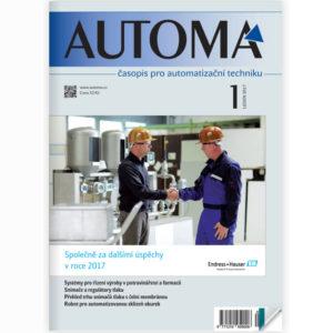 Časopis Automa