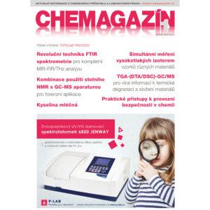 Časopis CHEMAGAZÍN