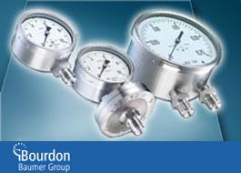 Výrobky fy Bourdon na našem webu