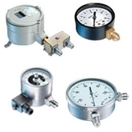 Deformační tlakoměry