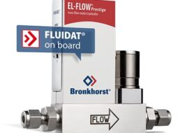 Bronkhorst EL-FLOW Prestige pro 100 plynů