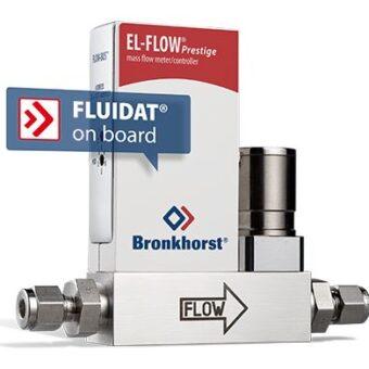 Univerzální hmotnostní průtokoměr plynu EL-FLOW Prestige
