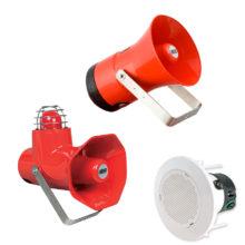 Akustická signalizace