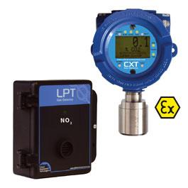 Detektory plynů