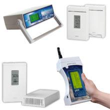 Měření kvality vnitřního vzduchu