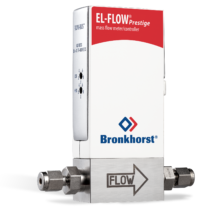 Hmotnostní průtokoměr EL-FLOW Prestige