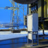 Instalované měření transformátorových olejů DGA u transformátoru