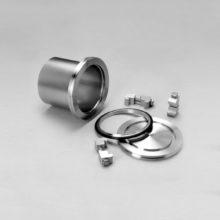 ISO příruby a fitinky
