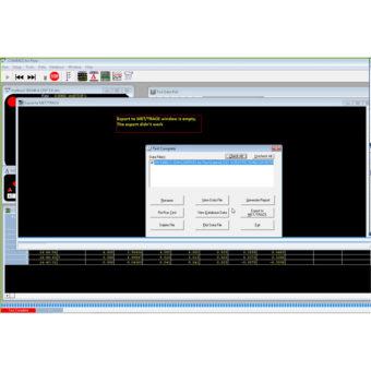 Program pro kalibraci hmotnostních průtokoměrů COMPASS® for Flow