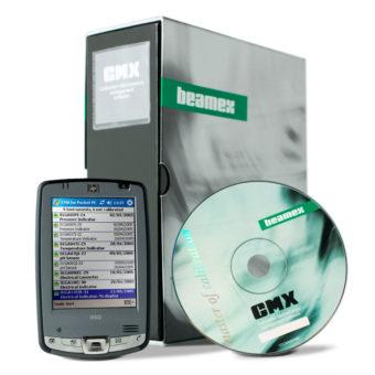 CMX – program pro správu kalibrací