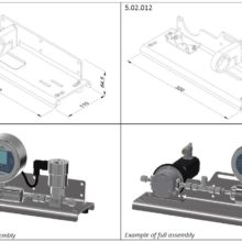 ES-FLOW regulátor průtoku kapalin