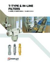 Filters Catalog - Filtr H-600R