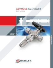 Metering Ball Valve Catalog - Kombinovaný regulační ventil s kulovým kohoutem MBV