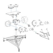 Spektroradiometr MS 700N