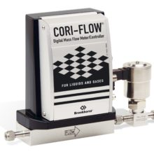 CORI-FLOW s přímo ovládaným regulačním ventilem