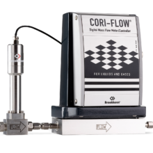 CORI-FLOW s s přímo ovládaným čerpadlem