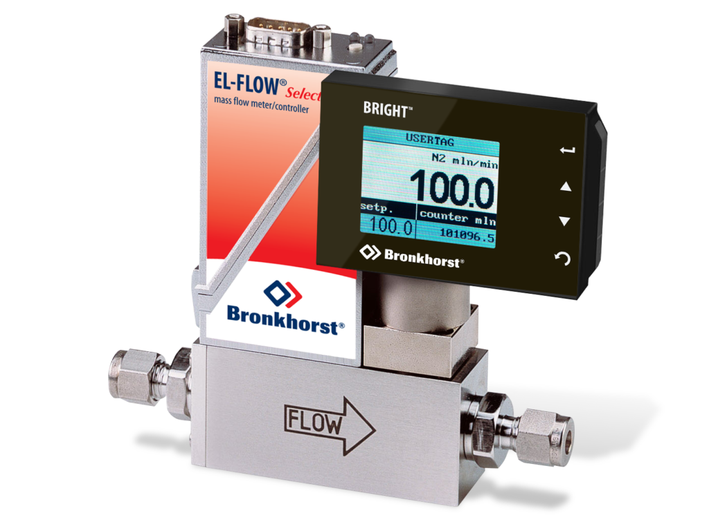 bronkhorst el flow select manual