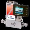 Hmotnostní průtokoměr EL-FLOW Select s displejem Bright B1