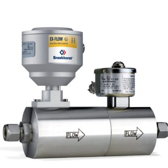 Regulátor průtoku plynu EX-FLOW