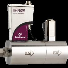 Regulátor hmotnostního průtoku IN-FLOW Select