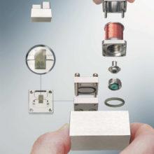 IQ+ Flow - regulátor hmotnostního průtoku