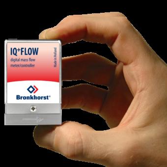 Hmotnostní průtokoměr nebo regulátor průtoku IQ+ Flow