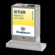 Regulátor tlaku IQ+ FLOW v provedení s procesním připojením zespodu