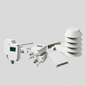 Převodníky teploty a vlhkosti VAISALA pro HVAC aplikace řady HMDW80