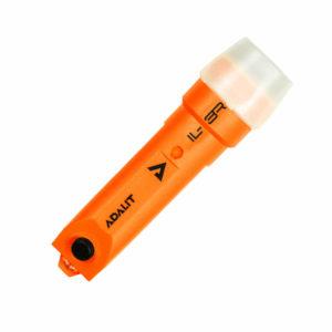 IL-3R_Jiskrově bezpečná ruční LED svítilna Adalit, Zóna 1, 2, 21, 22