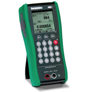 Elektronický kalibrátor Beamex MC2