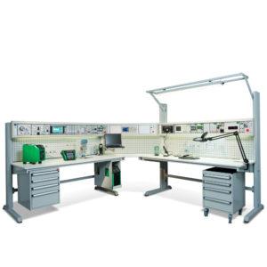 Dílenské a laboratorní kalibrační pracoviště MCS200