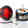 XB15-nevýbušný-zábleskový-xenonový-maják-MEDC-Exd-červené-stínítko-barva-těla-černá-xenonová trubice, montážní klíč