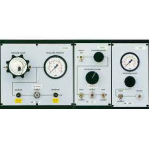 Manuální tlakové regulátory