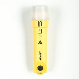 Ruční LED svítilna ADALIT L-5, L-5R, Ex ia, Zóna 0, 1, 2