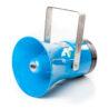 Modrá varianta DB3B nevýbušná siréna Exd, Zóna 1, 2