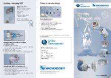 Systémy a enkodéry WDG - Enkodéry Wachendorff