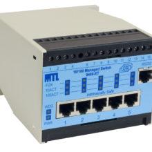 9466-ET Ethernetový přepínač se správou