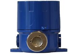 CXT - Jiskrově bezpečný detektor plynů - pohled zespodu
