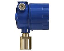 CXT - Jiskrově bezpečný detektor plynů - pohled zleva