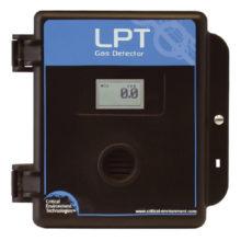 Jednokanálový převodník plynu LPT-A