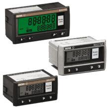 Jiskrově bezpečné časovače – hodiny, do panelu