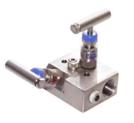 2 valve manifold