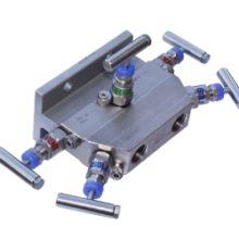 5 valve T manifold
