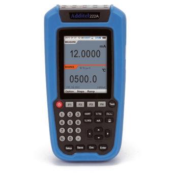 Multifunkční provozní kalibrátor Additel-222A