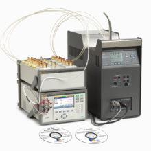 Teplotní skenery a multiplexery