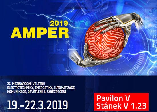 Veletrh Amper 2019