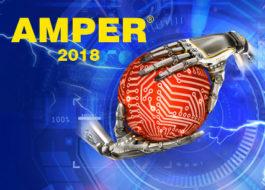 Vystavujeme na AMPER 2018