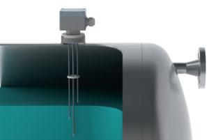 Tyčové elektrody pro limitní spínání hladiny